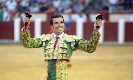 Emilio de Justo reaparecerá este domingo en Madrid