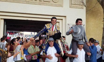Rotundo triunfo de Emilio de Justo en Saint-Gilles (Francia)