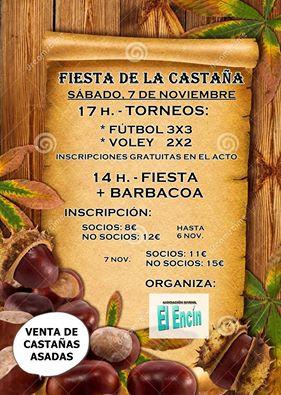 Fiesta de la Castaña 2015