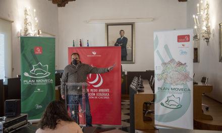 A lo largo de este año, la provincia de Cáceres contará con 53 puntos de recarga para vehículos eléctricos, con una inversión de 600.000 euros