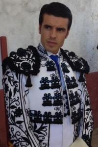 """De Justo triunfó en Hervás ante los """"Patas Blancas"""" de Victorino Martín - ARCHIVO"""
