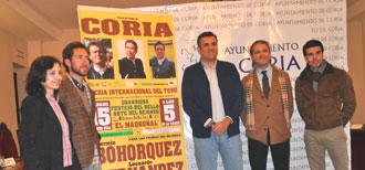 Emilio de Justo participara en una corrida de rejones en Coria