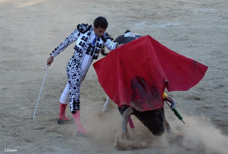 Emilio de Justo vuelve a triunfar en Francia