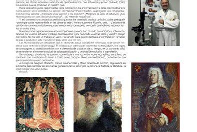 Sembrar en las nuevas generaciones el amor por la pintura, la historia, la literatura, la oftalmología y las artes