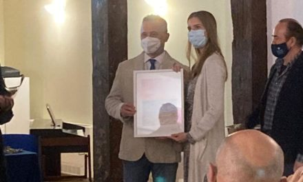 Primer Premio Arte, Salud y Naturaleza para un Torrejoncillano
