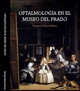 """Portada del libro """"Oftalmología en el Museo del Prado"""