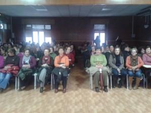"""Celebración del Día Internacional de la Mujer en Riolobos a través del programa """"Entre Nosotras"""" - OFICINA DE IGUALDAD"""