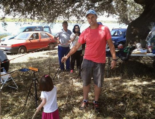 Jesús Maria Serrano vence el tercer concurso Los Encinares de Torrejoncillo 2014