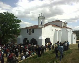Ermita de Nuestra Señora La Virgen de Cabezón de Cañaveral - CEDIDA