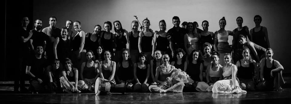 Escuela de Danzas Africanas de Cristina Rosa Velardo - CEDIDA