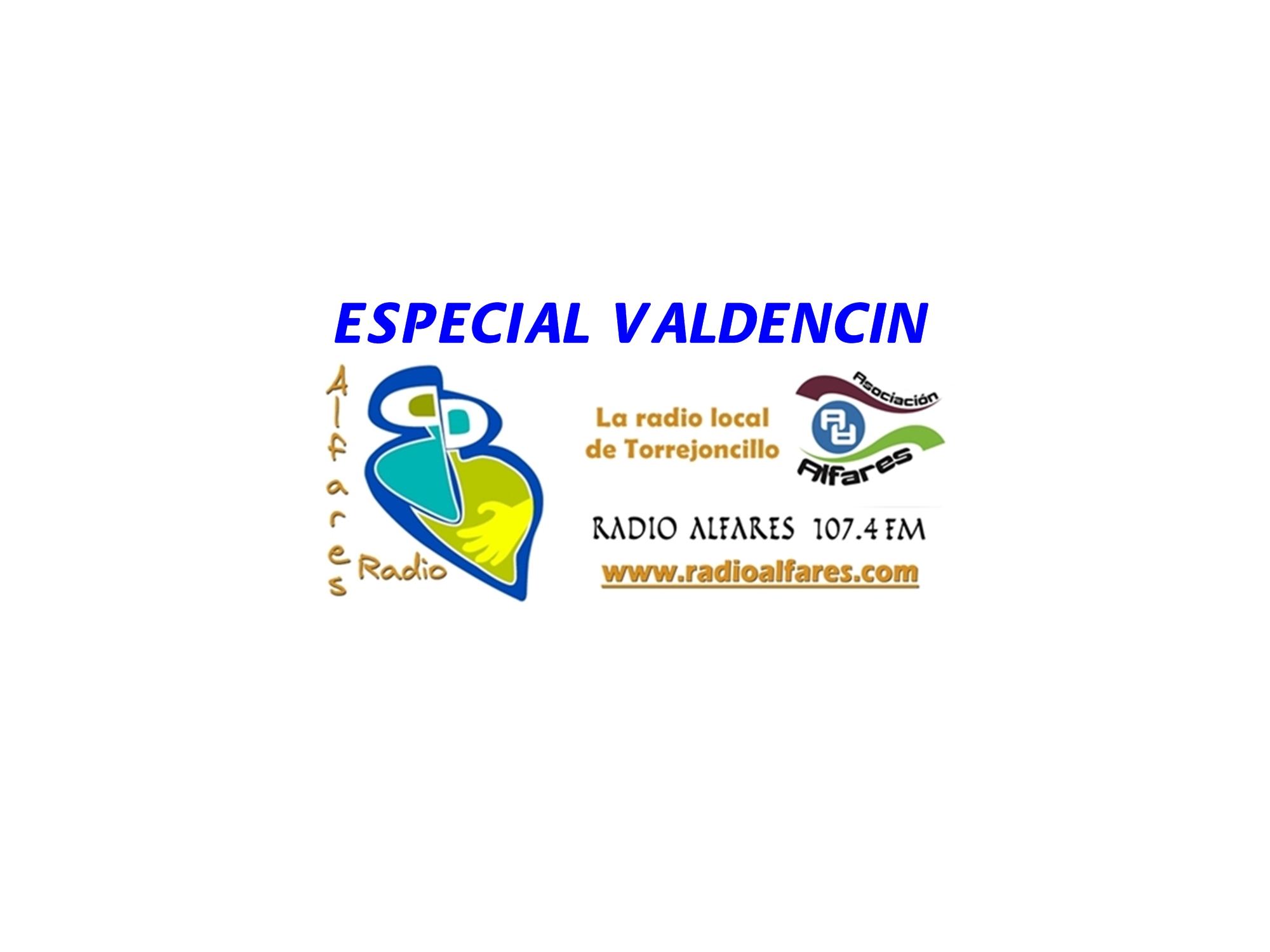 Radio Alfares celebra una especial Fiesta de Valdencin este sábado