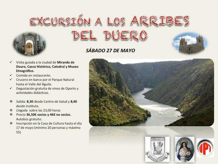 Excursión a los Arribes del Duero