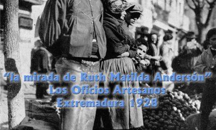 'LA MIRADA DE RUTH MATILDA ANDERSON