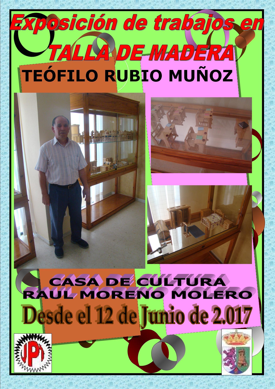 Exposición de Talla de madera