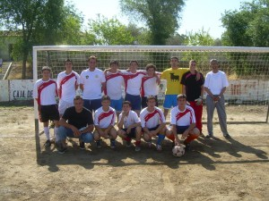 Uno de los equipos participantes en anteriores ediciones del torneo - DINAMIZACIÓN DEPORTIVA