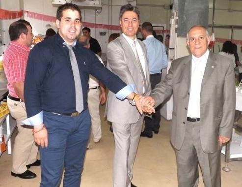 Félix Gandín nombrado director de empresa de El Hinojal