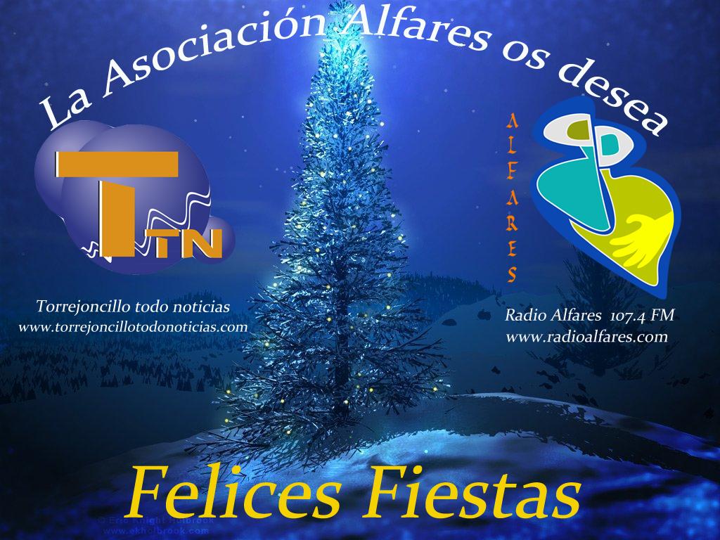 Felicitación Asociación Alfares