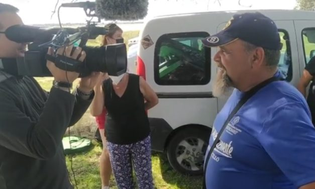 Aitor Serrano gana el último concurso de la temporada de pesca