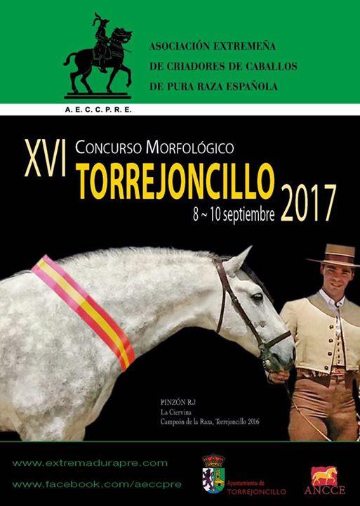 Ya tenemos cartel para el XVI Concurso Morfológico 2017