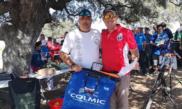77 pescadores participaron en el último concurso de pesca de la Sociedad de Pescadores Los Encinares