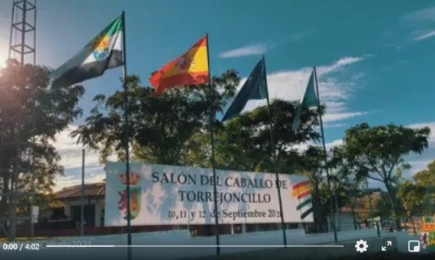 El domingo pasado se clausuro la XXII edición del Salón del Caballo y la Artesanía de Torrejoncillo.