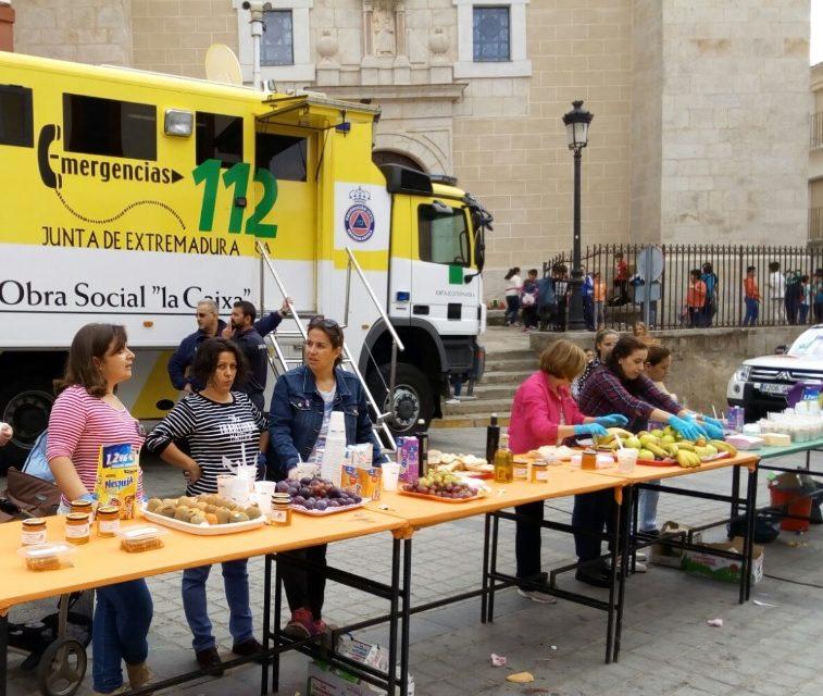 Premio de buenas prácticas para la I Feria de la Salud de Torrejoncillo