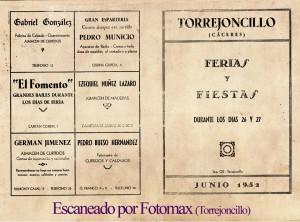 Feria Torrejoncillo 1