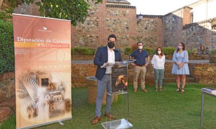 Presentación de lXXII Salón del Caballo de Torrejoncillo
