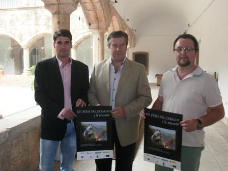 La Feria del Caballo y la Artesanía de Torrejoncillo abre sus puertas este viernes