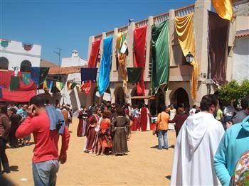 El IX Festival Medieval Villa de Portezuelo, en abril