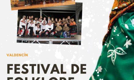 FESTIVAL DE FOLKLORE EN VALDENCIN