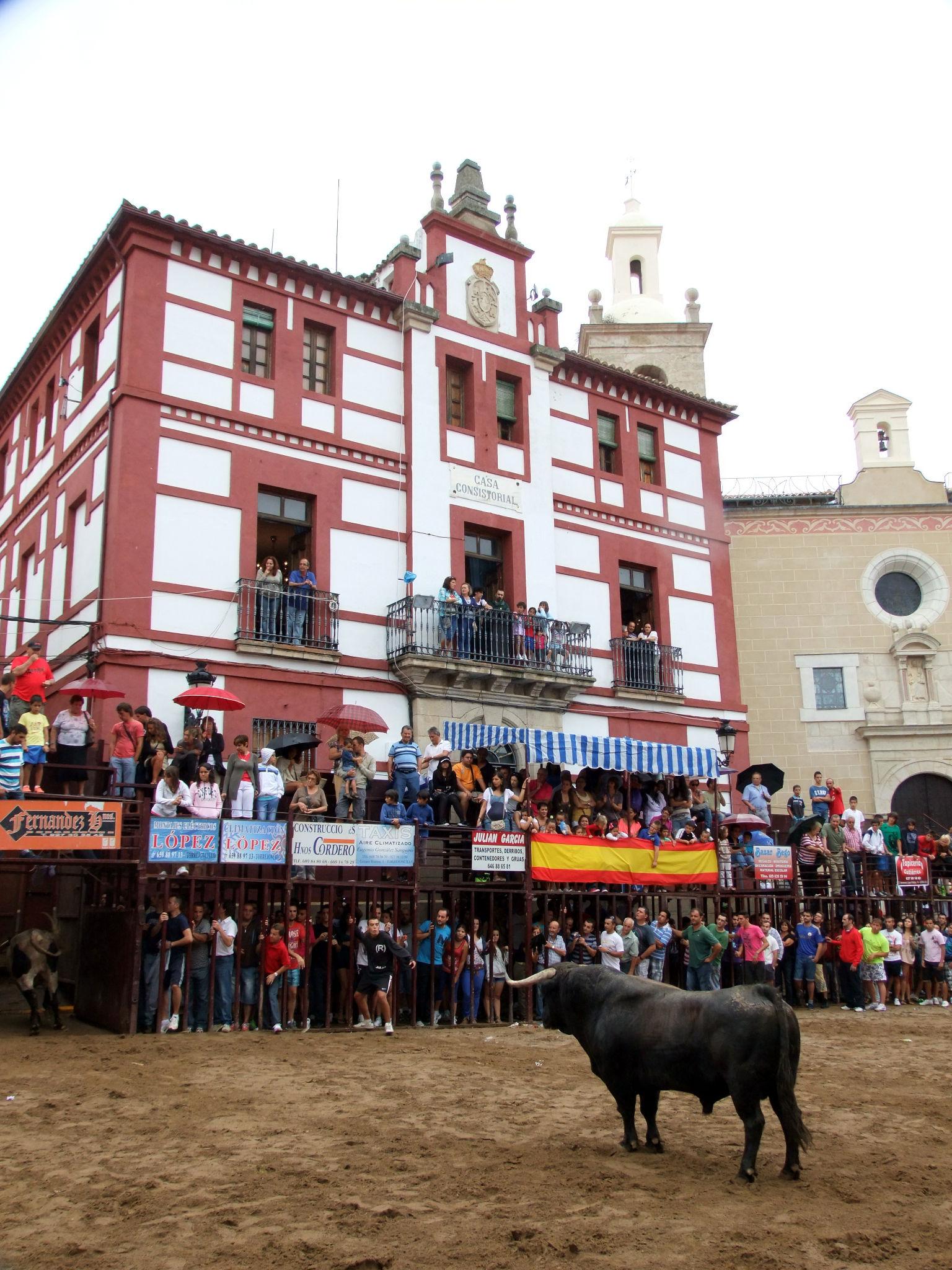 El Ayuntamiento aprueba una breve modificación en la ordenanza reguladora de los festejos taurinos de Torrejoncillo