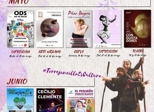 Florece Cultura TORREJONCILLO 2021