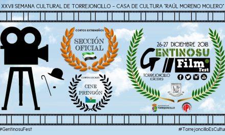 EL III GENTINOSU FILM FEST DE TORREJONCILLO ABRE EL PLAZO DE PRESENTACIÓN DE CORTOMETRAJES EXTREMEÑOS