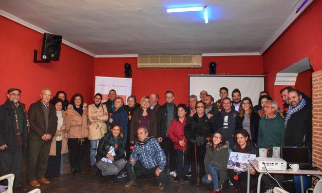 PSOE-Torrejoncillo: «40 años de Ayuntamientos Democráticos»