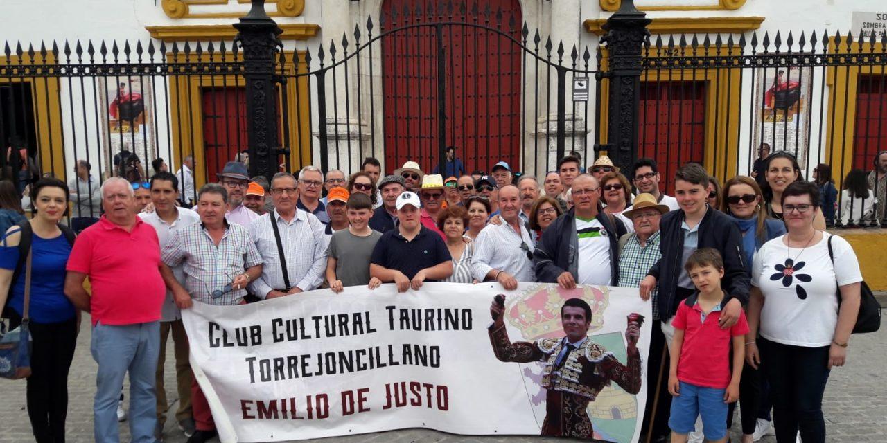 """EL """"CLUB TAURINO EMILIO DE JUSTO"""" DE TORREJONCILLO INAUGURA LA TEMPORADA VIAJANDO A OLIVENZA"""