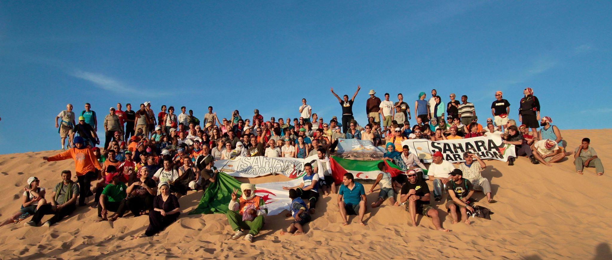 Cuarto año de Fran Llanos en el Sáhara