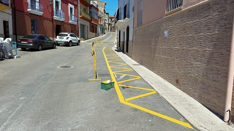 DOBLE SENTIDO DE LA CIRCULACIÓN EN FRANCISCO CORCHO