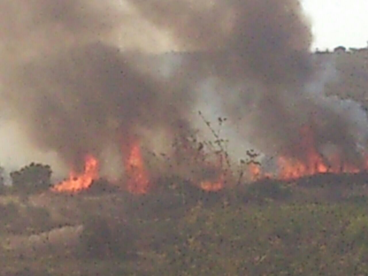 Segundo incendio en Torrejoncillo este fin de semana