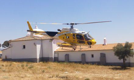 Segundo fuego de la temporada en Torrejoncillo