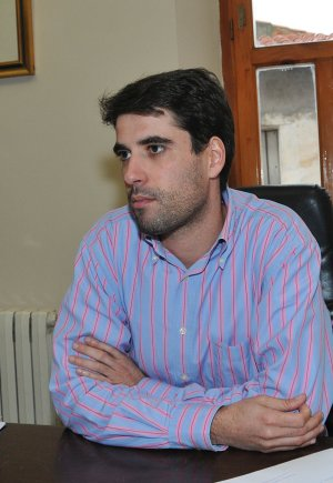Entrevista al alcalde de Torrejoncillo en Radio Alfares sobre la marcha de la localidad