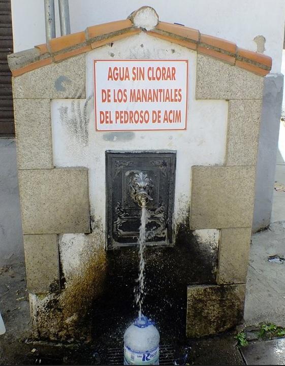 Las fuentes de Torrejoncillo vuelven a funcionar