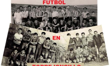 El Fútbol pringón en Torrejoncillo desde 1945