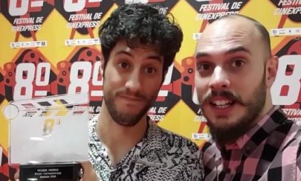 Cómicos Crónicos Producciones gana el 8º Festival de Cinexpress