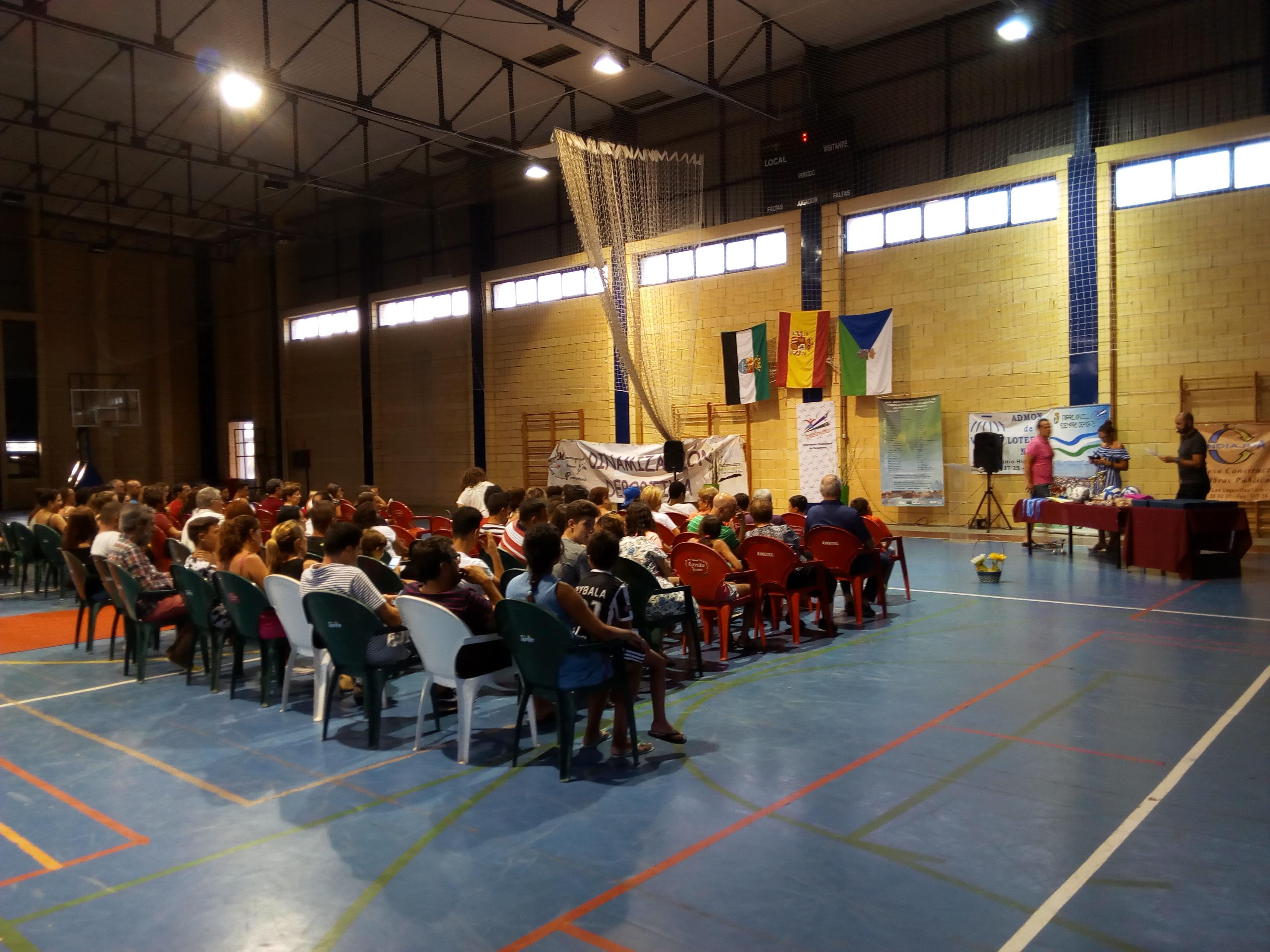 Premiados en la Gala del Deporte Torrejoncillano 2017