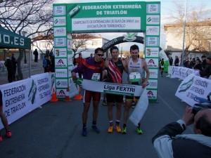 Ganadores Duatlon Torrejoncillo 2016-TTN