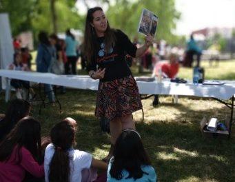 Más de 550 alumnos participan en actividades solidarias en la IV Convivencia Intercentros en Moraleja