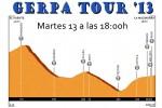 Recorrido del GerpaTour 2013 - CEDIDA