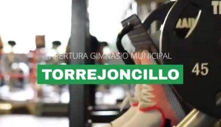 "NUEVA APERTURA GIMNASIO DE TORREJONCILLO ""FORZAFIT"""