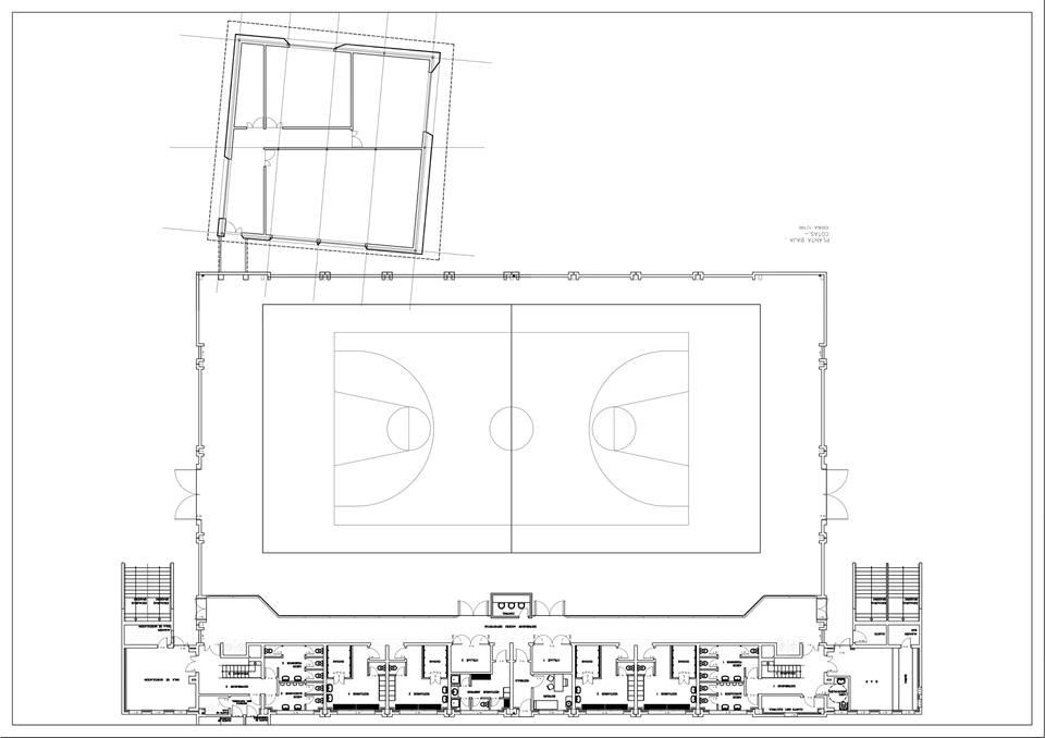 Próxima construcción de un Gimnasio Municipal en Torrejoncillo
